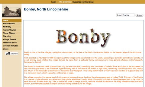 Bonby, North Lincolnshire