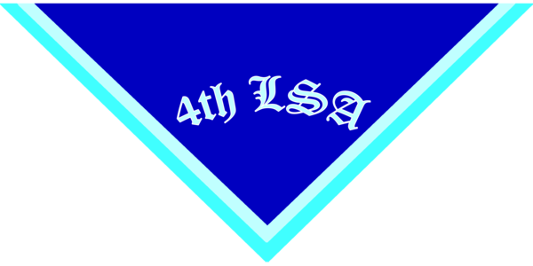 4th Lytham St. Anne's Scout Group logo