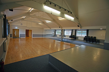 Alresford Village Hall Internal
