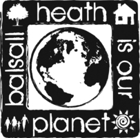 Balsall Heath Is Our Planet logo