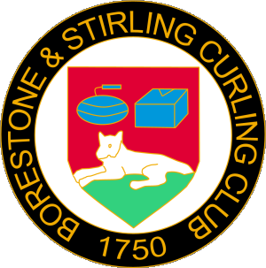 Borestone and Stirling Curling Club logo