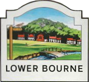 The Bourne Residents' Association logo
