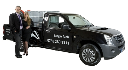 Badger Fuels for less than 500 litres