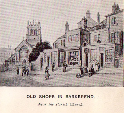 Barkerend Road