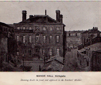 Manor Hall  Kirkgte