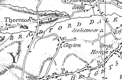 CLAYTON HISTORY GROUP Old Maps