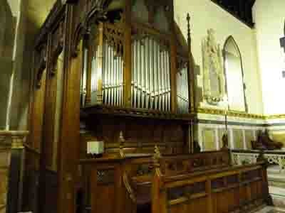 Parish organ