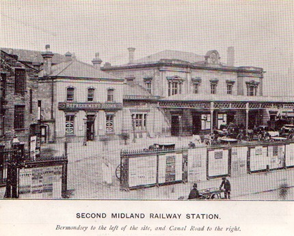 Second Midland Station