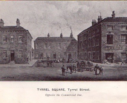 Tyrrel Square