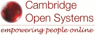 Cambridge Open Systems Logo