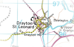 Drayton St Leonard Parish Council logo