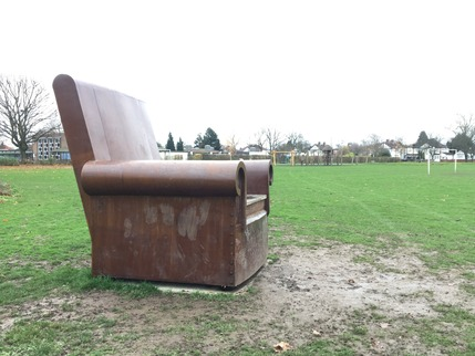The Armchair Sculpture
