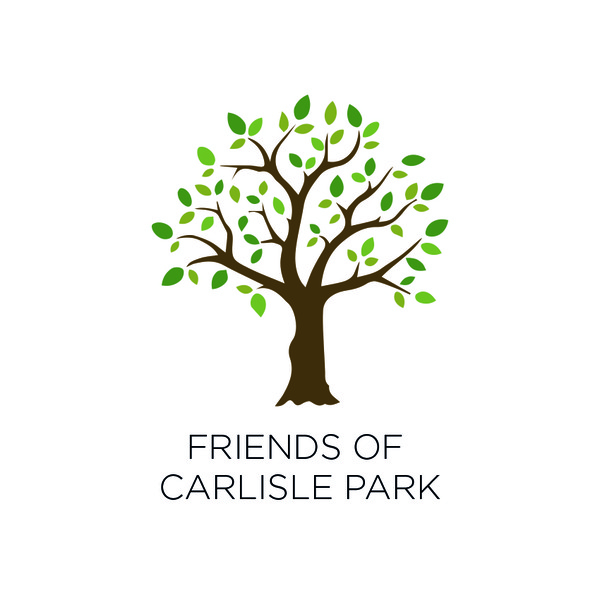 The Friends of Carlisle Park logo