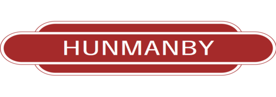 Friends of Hunmanby Railway Station logo