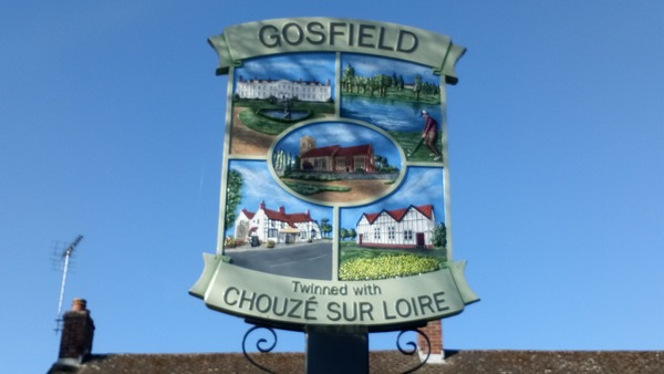Gosfield Parish Council logo
