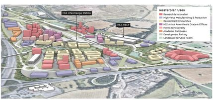 Arden Cross master plan picture