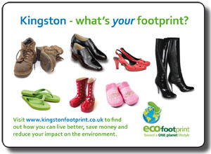 What's your eco-footprint?