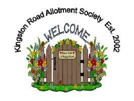 Kingston Road Allotment Society (KRAS) logo