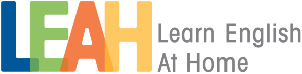 Learn English At Home logo