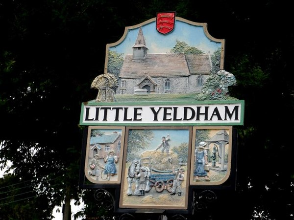Little Yeldham, Tilbury Juxta Clare and Ovington Parish Council logo