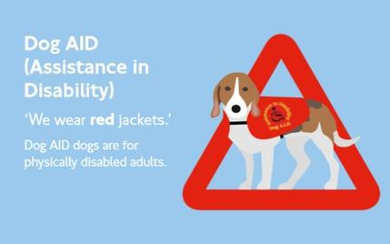 Dog AID (Assistance in Disability