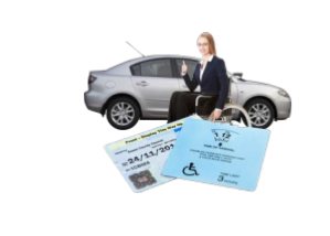 The Blue Badge-scheme: rights and responsibilities in England