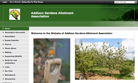 Addison Gardens Allotment Association