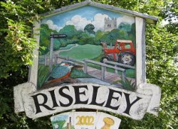 Riseley Historical Society logo