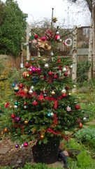 tree with baubles 2