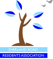 Sherland Road Residents Association logo
