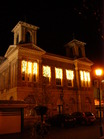 Market House at Night