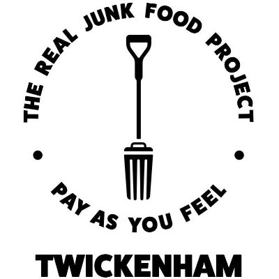 The Real Junk Food Project - Twickenham logo