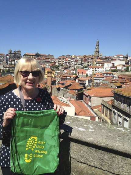 Green Bag on Tour Portugal